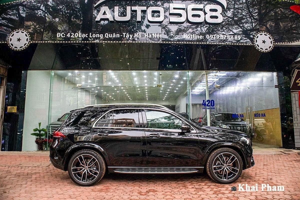 Ảnh Thân xe Mercedes-Benz GLE 2020
