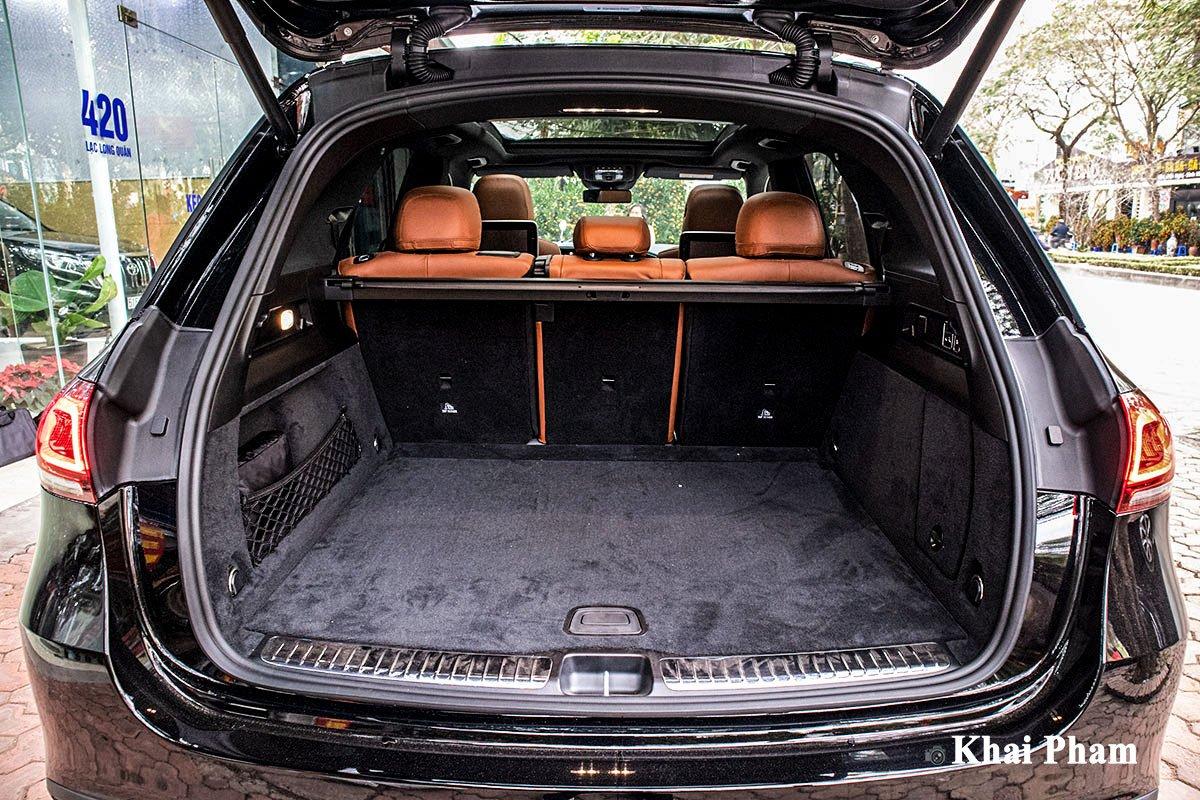 Ảnh Khoang hành lý xe Mercedes-Benz GLE 2020