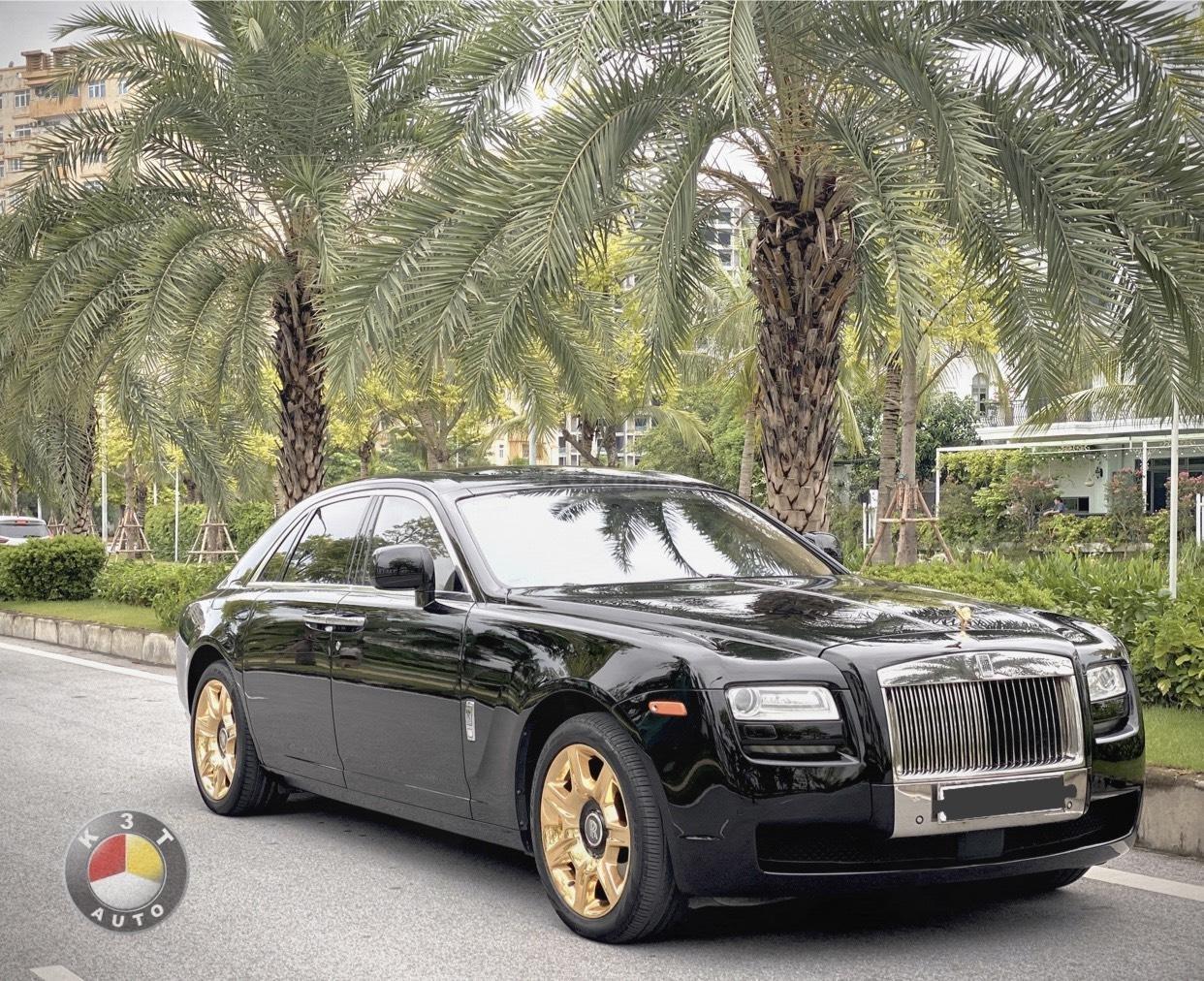 Rolls-Royce Ghost 2012 siêu phẩm mang đẳng cấp hoàng gia anh duy nhất 1 xe tại Việt Nam (11)