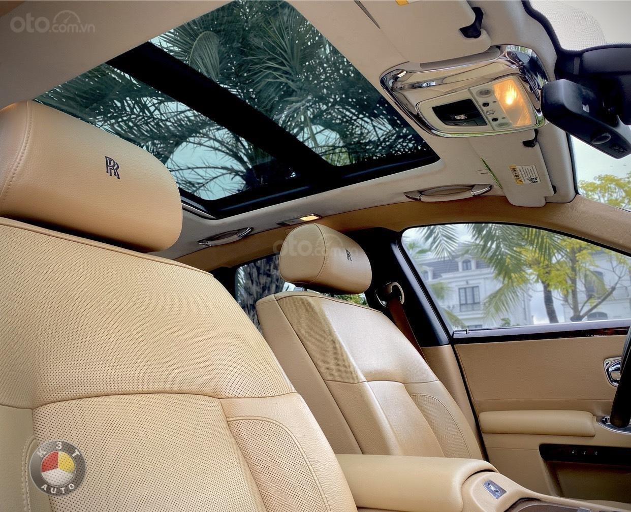 Rolls-Royce Ghost 2012 siêu phẩm mang đẳng cấp hoàng gia anh duy nhất 1 xe tại Việt Nam (12)
