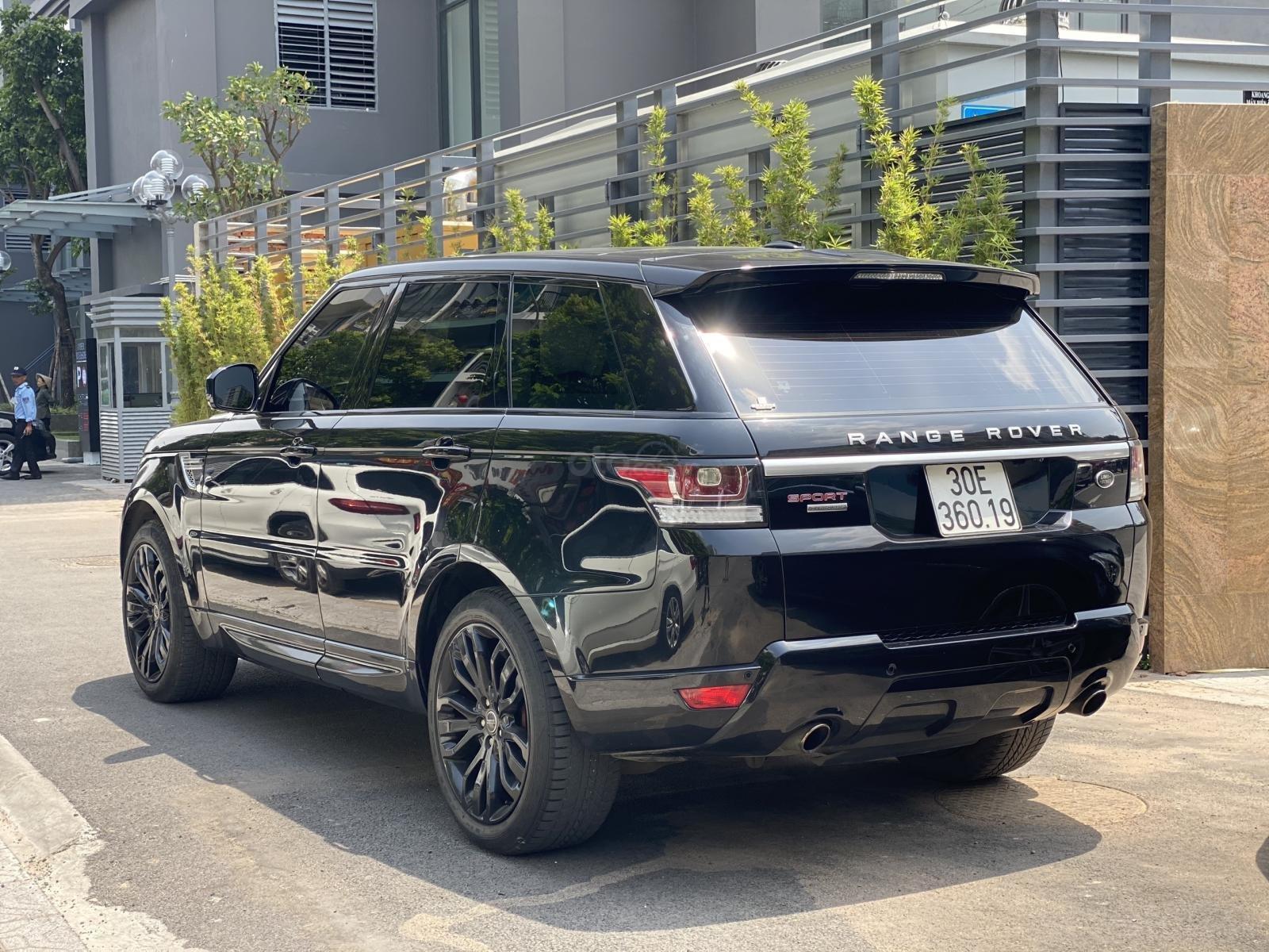 Range Rover Sport Superchac 5.0 sản xuất 2013, đăng ký 2016, đen da bò, hàng siêu hiếm (2)