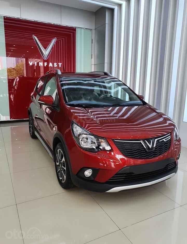 Bán xe VinFast Fadil 1.4 AT Premium năm sản xuất 2020, màu đỏ. Ưu đãi lớn (3)
