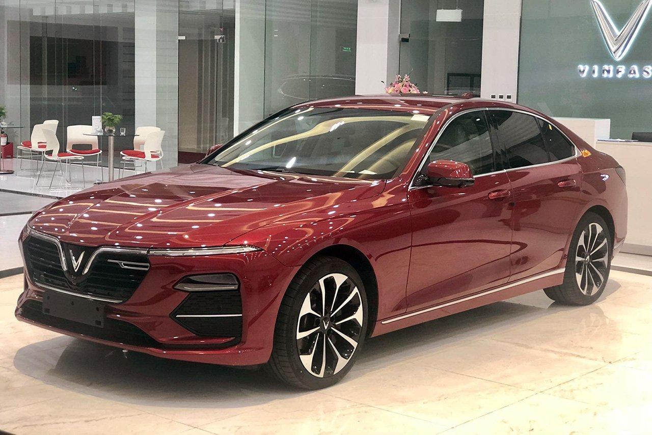 VinFast là mẫu xe CKD được lắp ráp tại Việt Nam 100%.