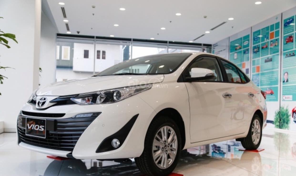 Toyota Vios giá tốt - khuyến mãi khủng - giảm ngay 50% thuế trước bạ (1)