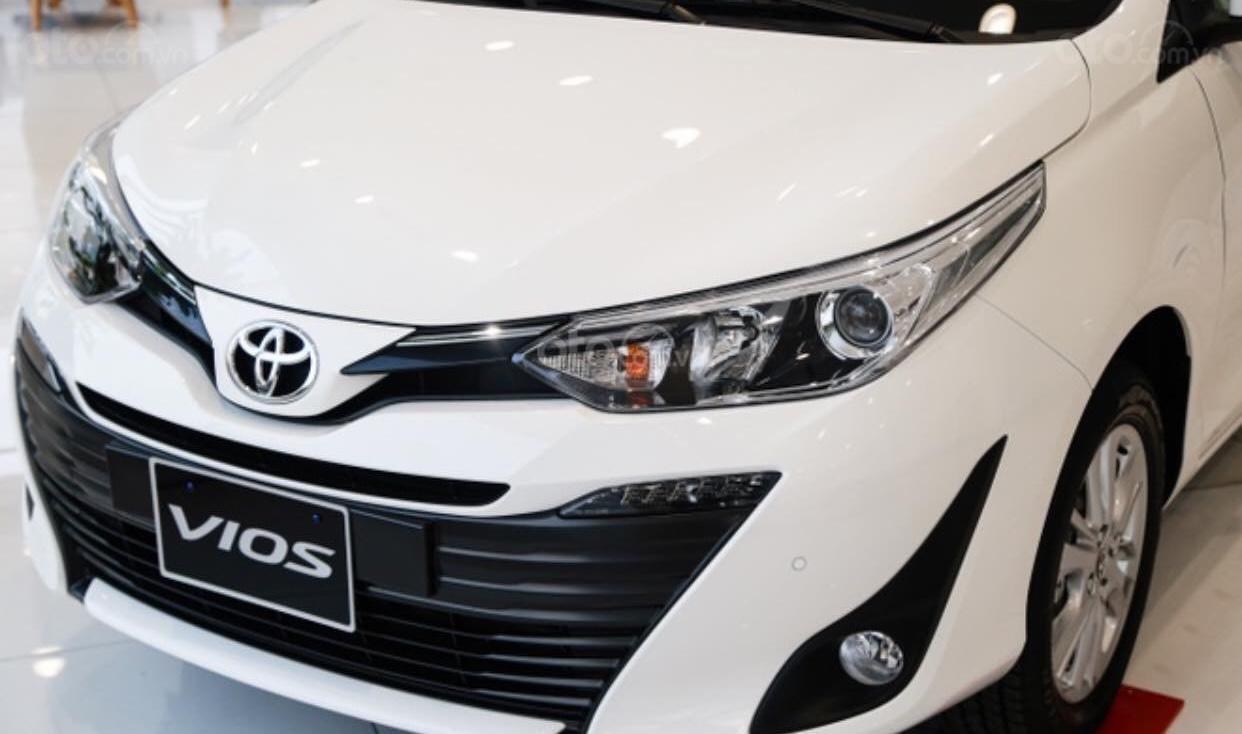 Toyota Vios giá tốt - khuyến mãi khủng - giảm ngay 50% thuế trước bạ (3)