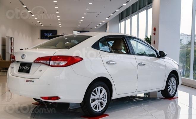Toyota Vios giá tốt - khuyến mãi khủng - giảm ngay 50% thuế trước bạ (4)