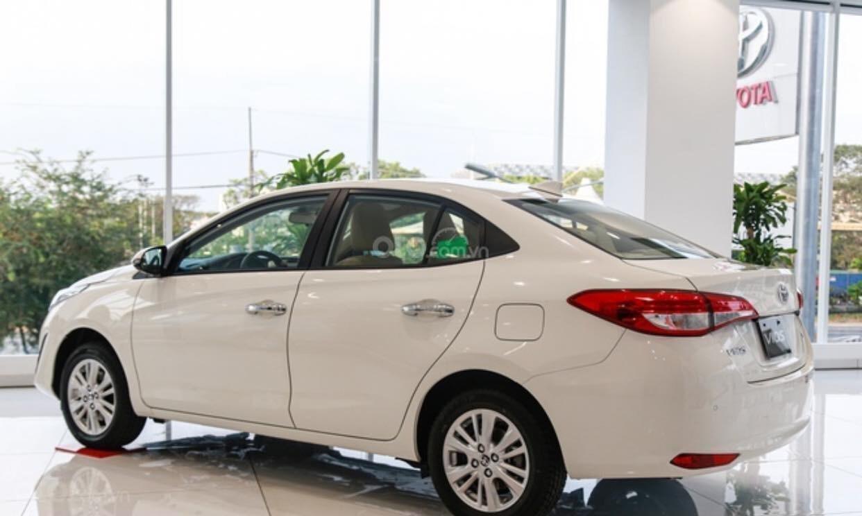 Toyota Vios giá tốt - khuyến mãi khủng - giảm ngay 50% thuế trước bạ (5)