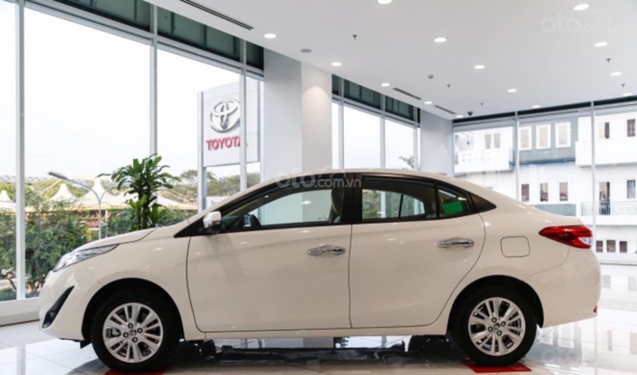 Toyota Vios giá tốt - khuyến mãi khủng - giảm ngay 50% thuế trước bạ (2)