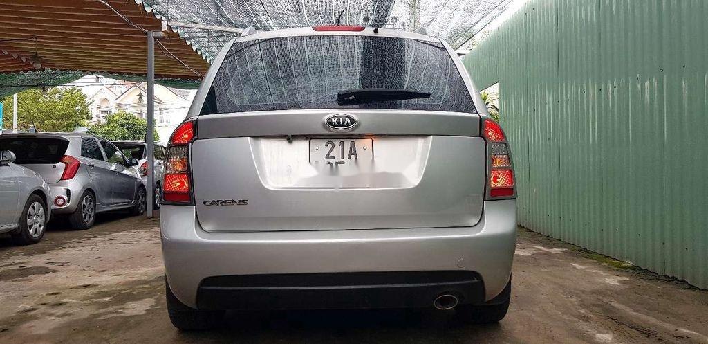 Bán Kia Carens sản xuất năm 2011, màu bạc, nhập khẩu   (2)