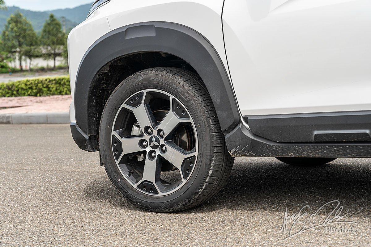 La-zăng 17 inch kiểu mới trên Mitsubishi Xpander Cross 2020