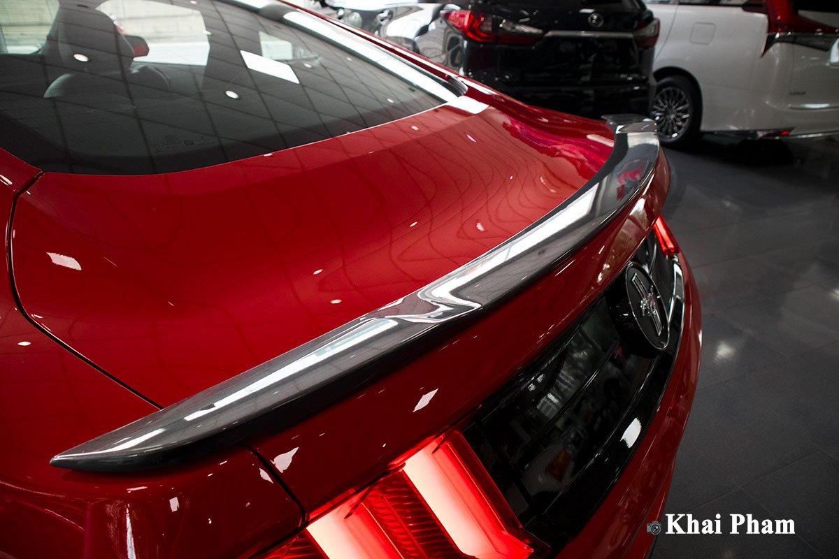 Ảnh cánh gió xe Ford Mustang High Performance 2020