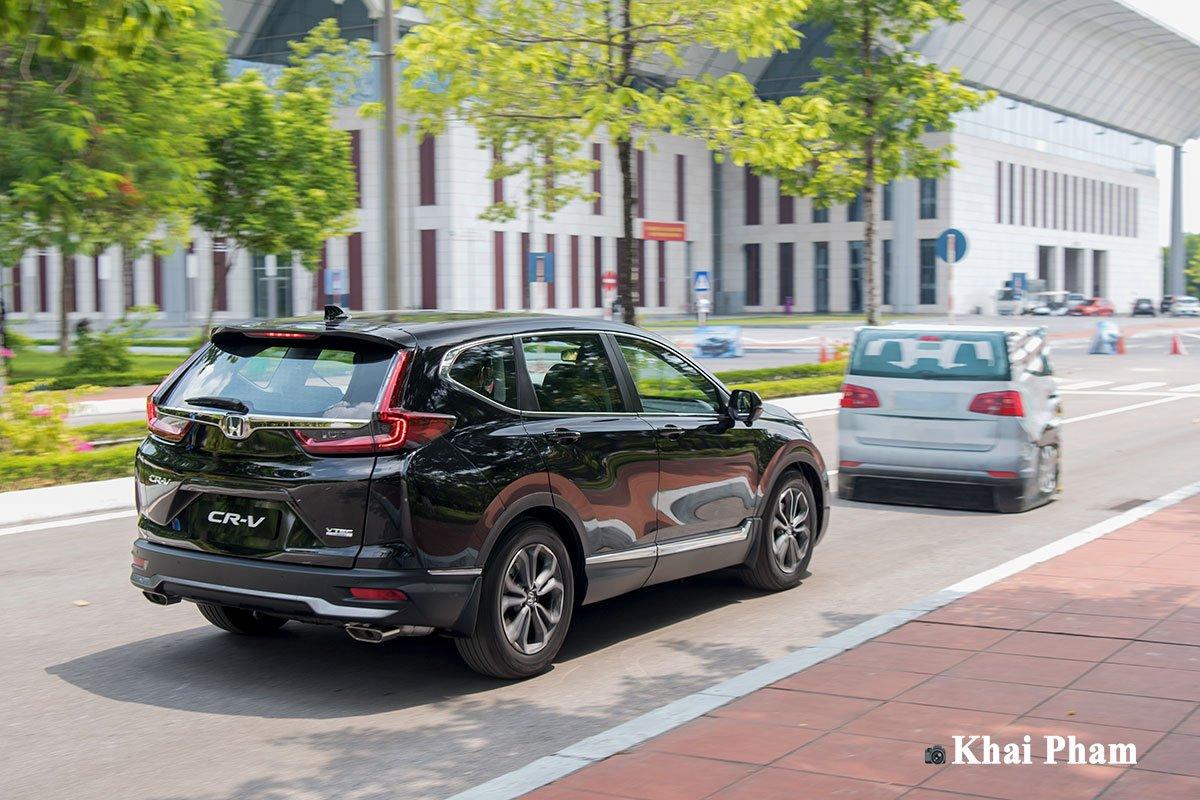 Ưu nhược điểm của Honda CR-V 2020 mà người Việt cần biết a2