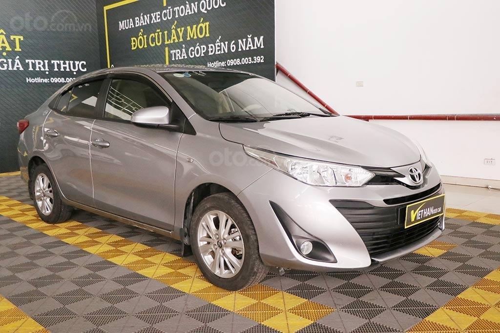 Bán xe Toyota Vios E 1.5MT 2019 (1)