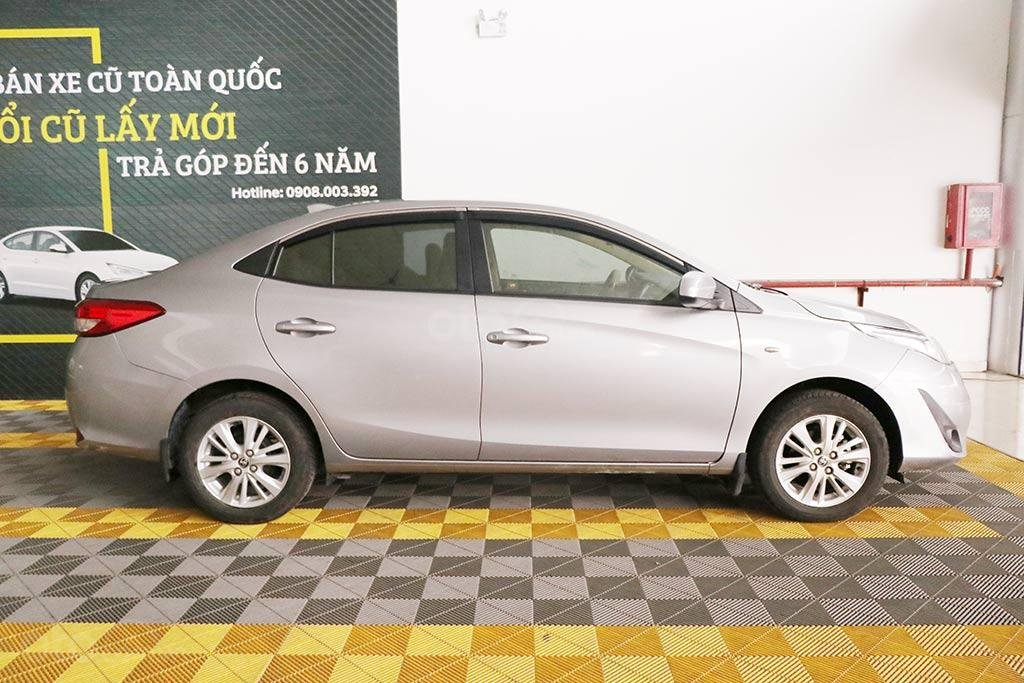 Bán xe Toyota Vios E 1.5MT 2019 (5)