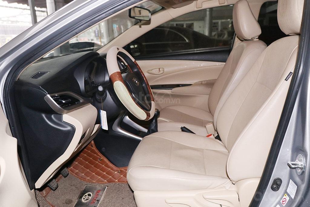 Bán xe Toyota Vios E 1.5MT 2019 (7)
