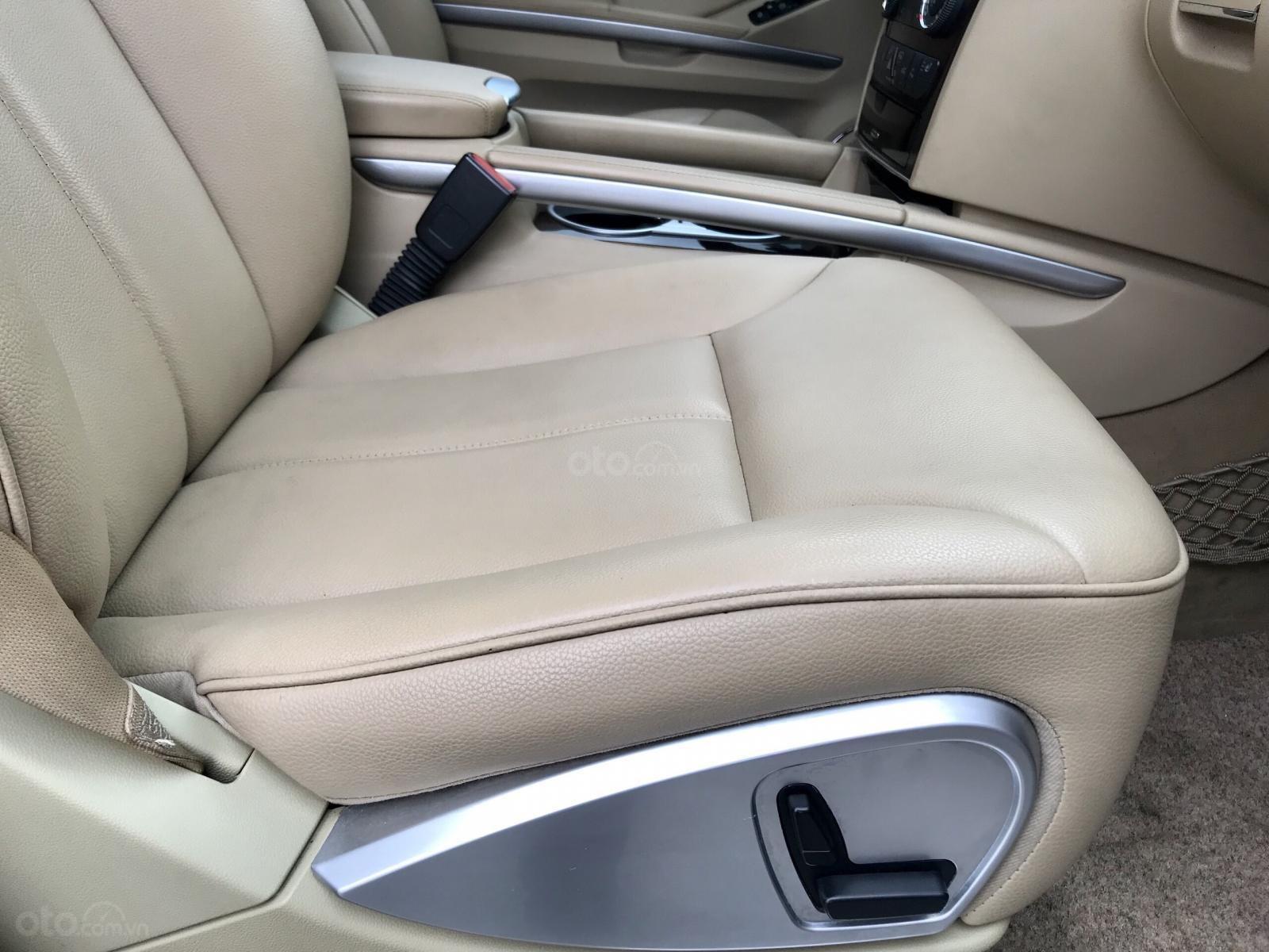 Bán Mercedes GL350 2011, màu trắng, nhập khẩu nguyên chiếc số tự động (9)