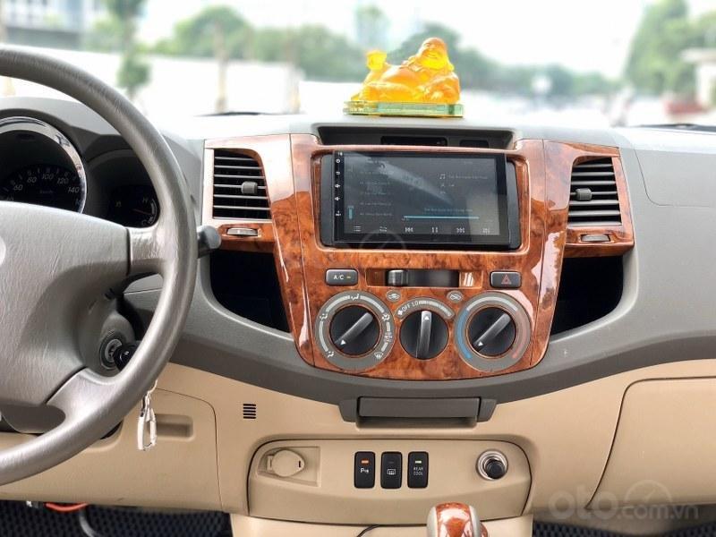 Bán Toyota Fortuner 2011, màu bạc, nhập khẩu nguyên chiếc chính chủ, giá tốt (9)
