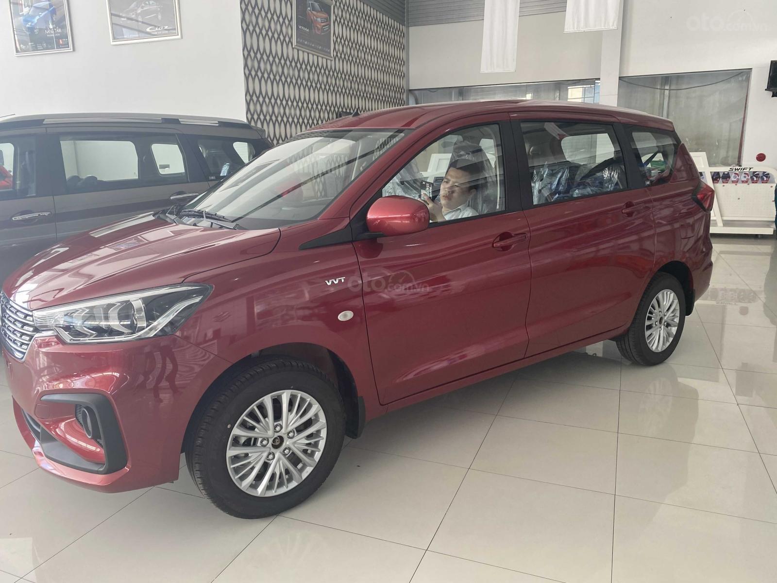 Suzuki Ertiga 2020 phiên bản GL, giá sốc chỉ cần 100tr lăn bánh (2)