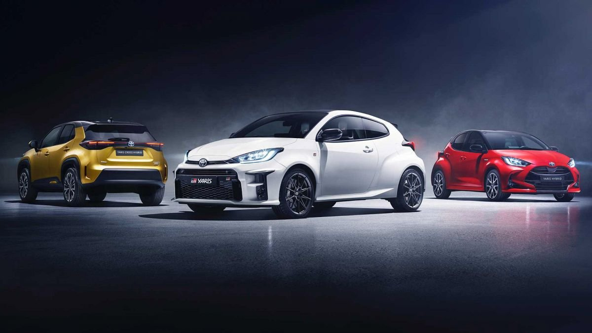 Đánh giá xe Toyota Yaris Cross 2021.