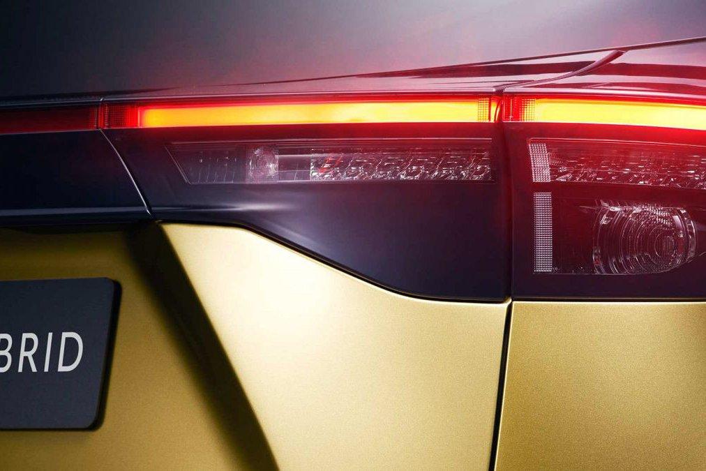 Đánh giá xe Toyota Yaris Cross 2021 về thiết kế đuôi xe - Ảnh 2.