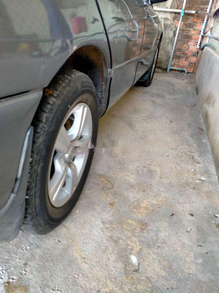 Cần bán gấp Mazda 626 năm sản xuất 1996, màu xám chính chủ, 99 triệu (3)