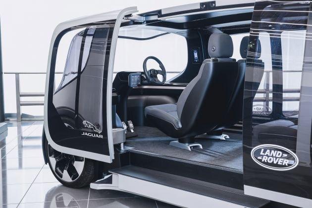 Jaguar Land Rover giúp bạn giải quyết nỗi sợ say xe ô tô.