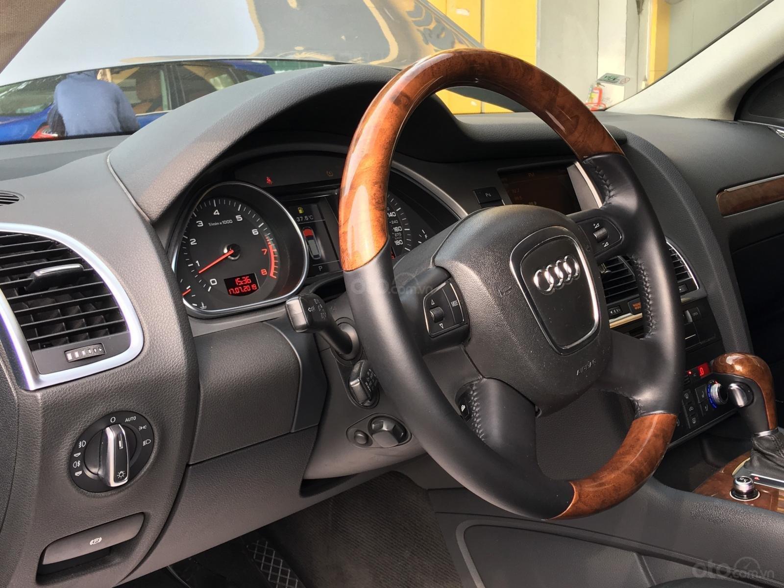 Bán Audi Q7 Sline nhập Mỹ 3.0 TFSI 2011, form 2015 (3)