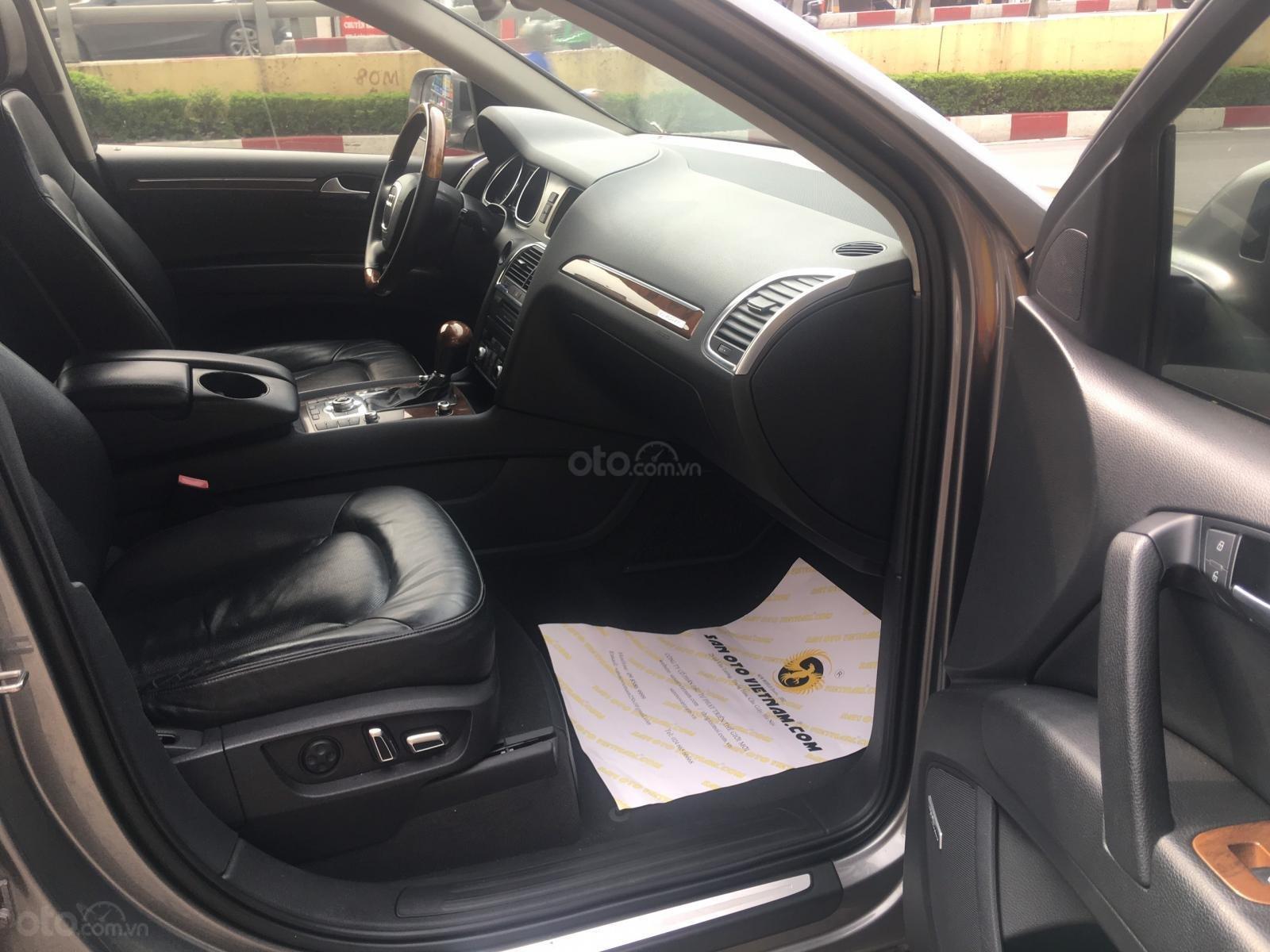 Bán Audi Q7 Sline nhập Mỹ 3.0 TFSI 2011, form 2015 (14)