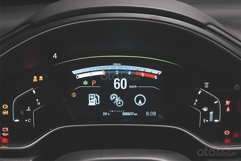 [Đại lý chính hãng - Honda Ôtô Khánh Hòa] Honda CRV 2020 - giảm thuế trước bạ 100% (50% nhà nước + 50% đại lý) (3)