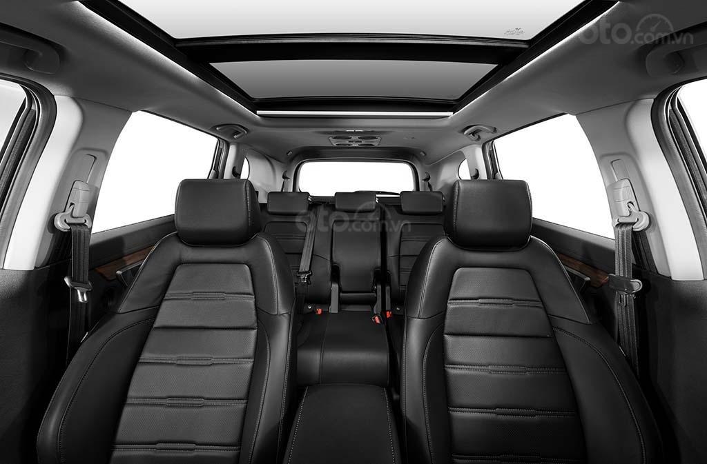 [Đại lý chính hãng - Honda Ôtô Khánh Hòa] Honda CRV 2020 - giảm thuế trước bạ 100% (50% nhà nước + 50% đại lý) (6)