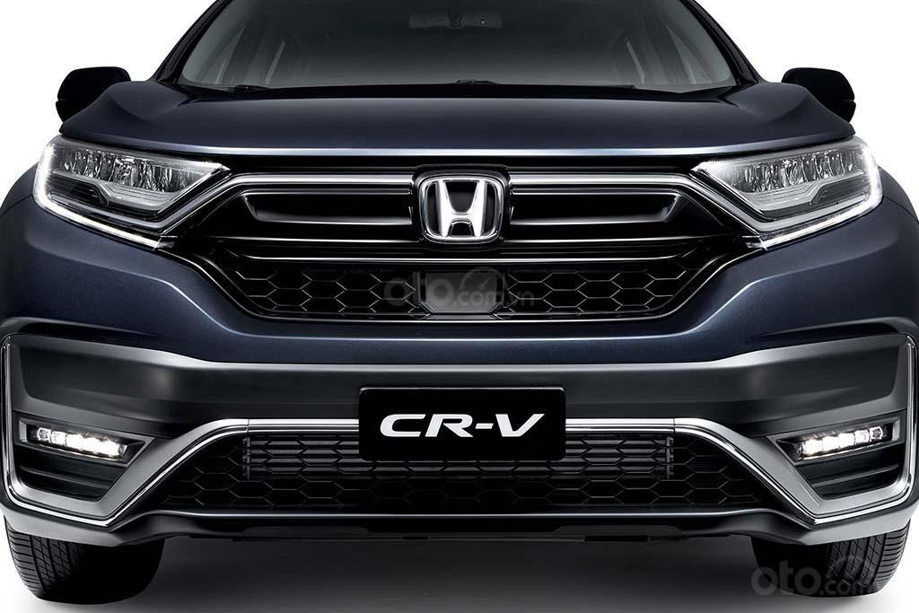 [Đại lý chính hãng - Honda Ôtô Khánh Hòa] Honda CRV 2020 - giảm thuế trước bạ 100% (50% nhà nước + 50% đại lý) (8)