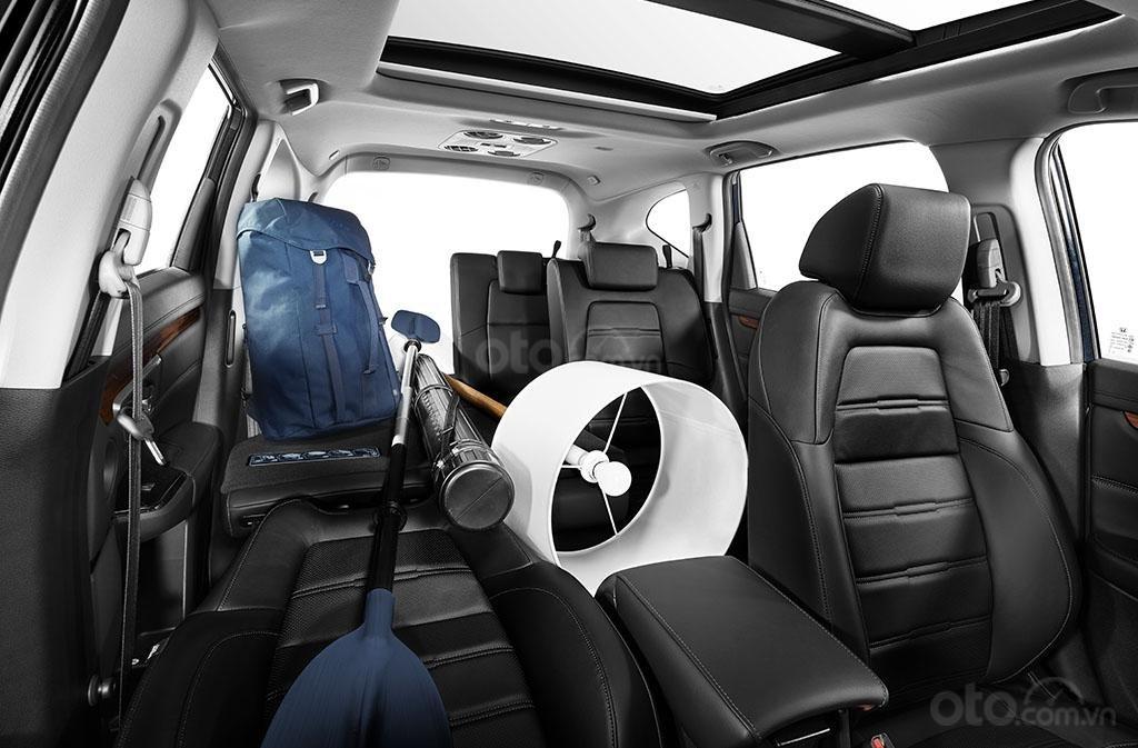 [Đại lý chính hãng - Honda Ôtô Khánh Hòa] Honda CRV 2020 - giảm thuế trước bạ 100% (50% nhà nước + 50% đại lý) (10)