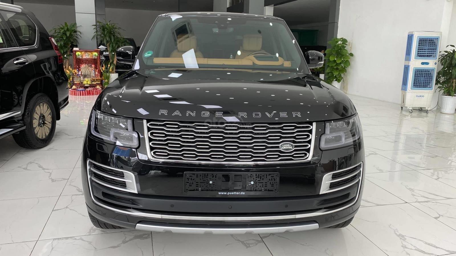 Bán ô tô Land Rover Range Rover SV Autobiograph 2020. Xe giao ngay (1)