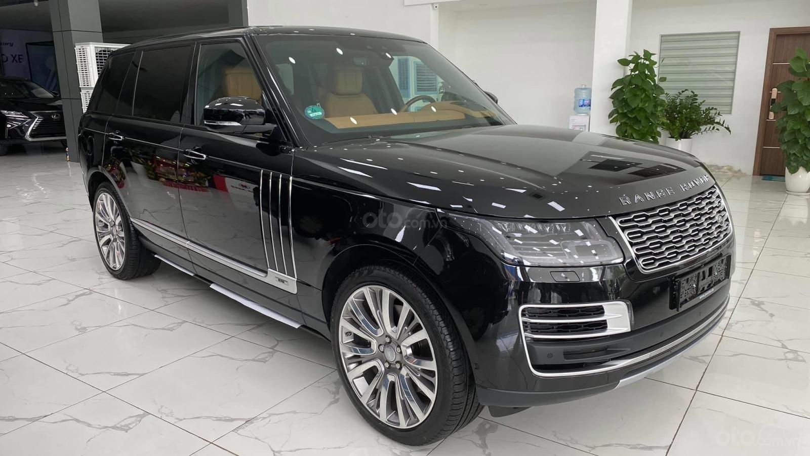 Bán ô tô Land Rover Range Rover SV Autobiograph 2020. Xe giao ngay (3)