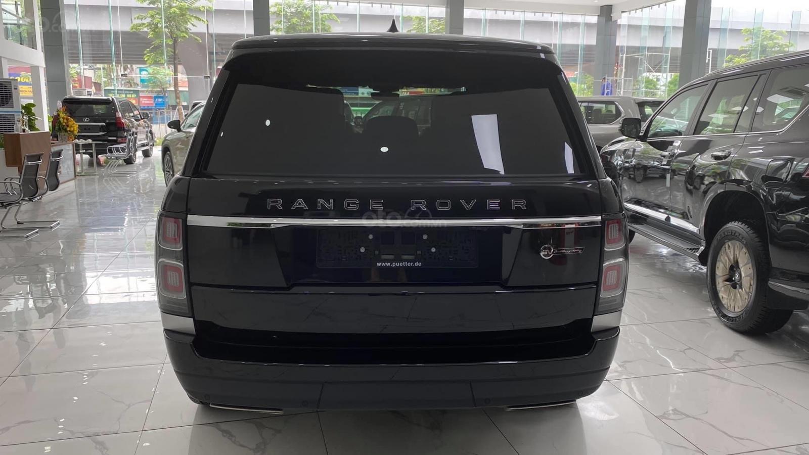 Bán ô tô Land Rover Range Rover SV Autobiograph 2020. Xe giao ngay (4)