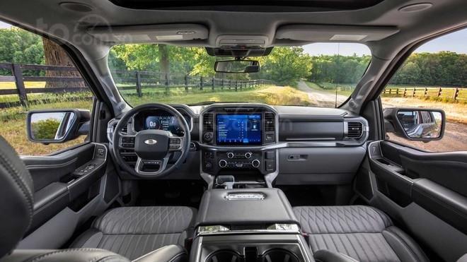 Ford F150 Limited model 2021 nhập Mỹ (2)