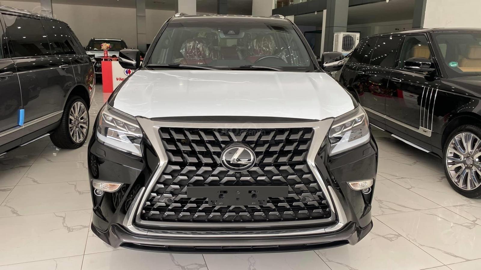 Bán Lexus GX460 Luxury sản xuất 2020, nhập Trung Đông, xe giao ngay (1)