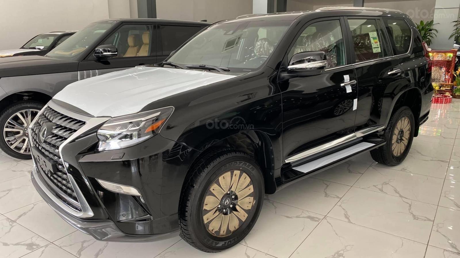 Bán Lexus GX460 Luxury sản xuất 2020, nhập Trung Đông, xe giao ngay (2)