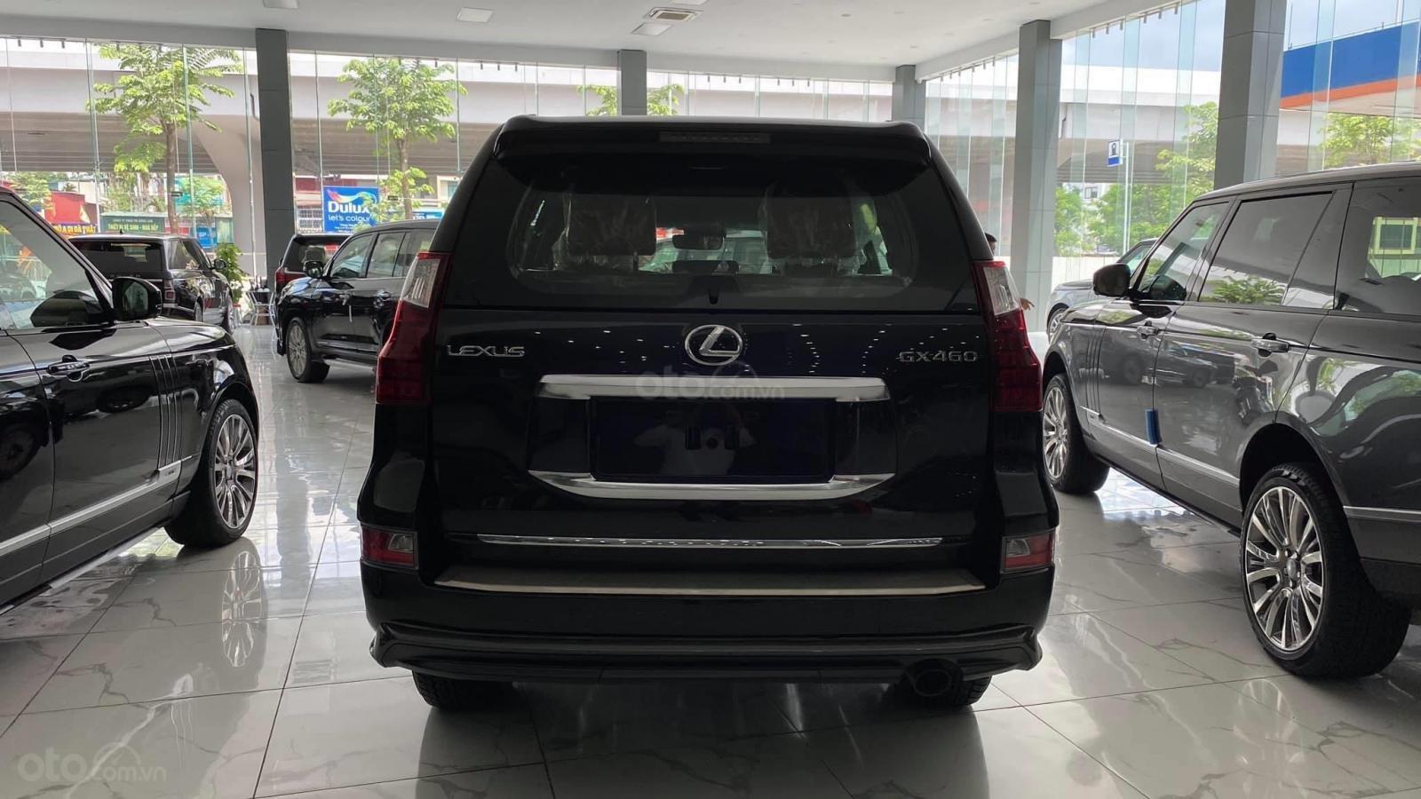 Bán Lexus GX460 Luxury sản xuất 2020, nhập Trung Đông, xe giao ngay (4)