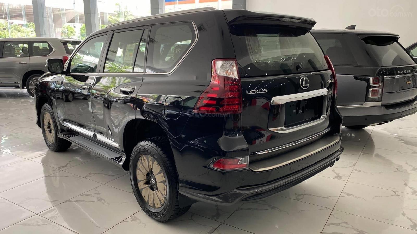Bán Lexus GX460 Luxury sản xuất 2020, nhập Trung Đông, xe giao ngay (5)