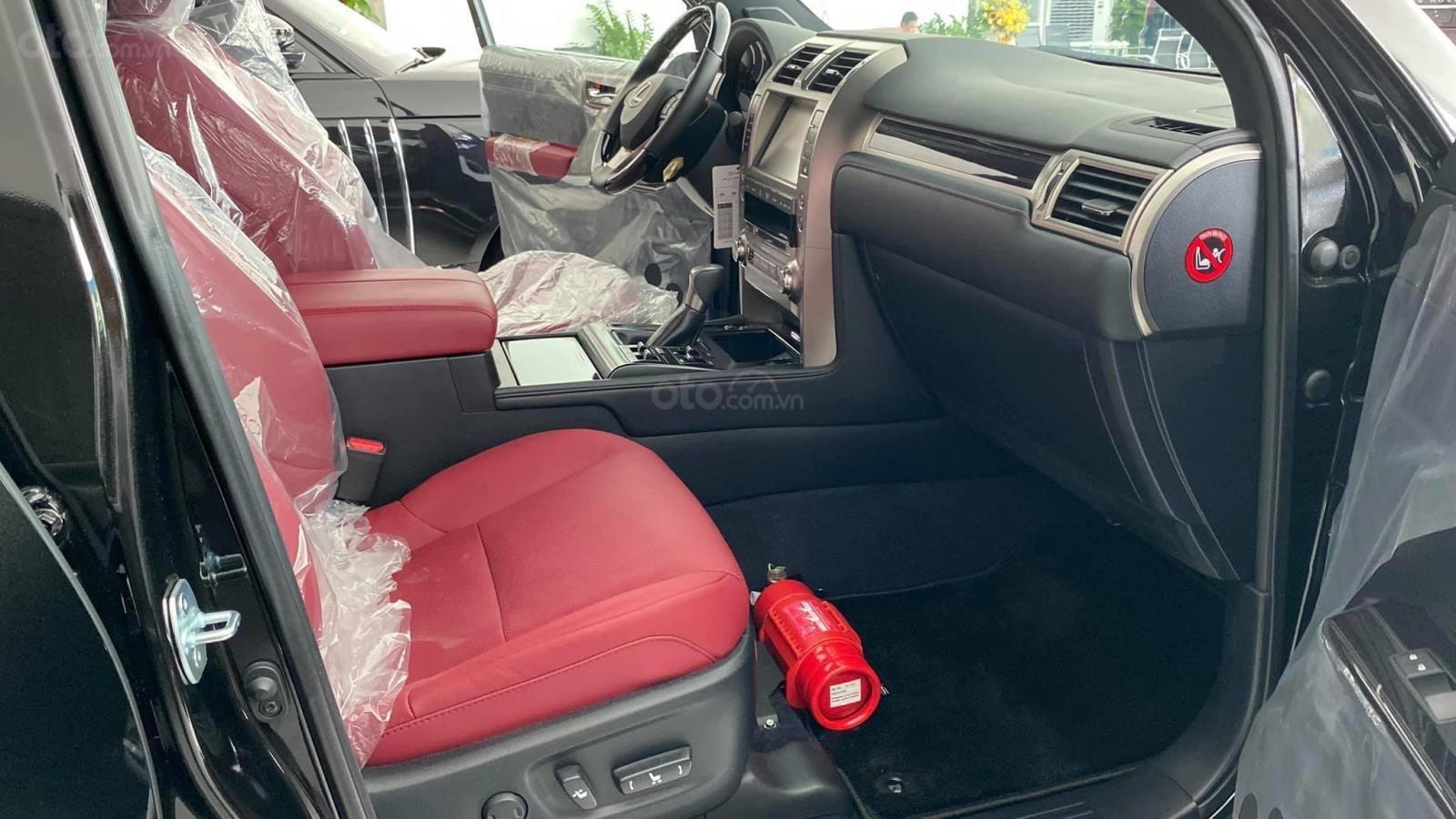Bán Lexus GX460 Luxury sản xuất 2020, nhập Trung Đông, xe giao ngay (11)