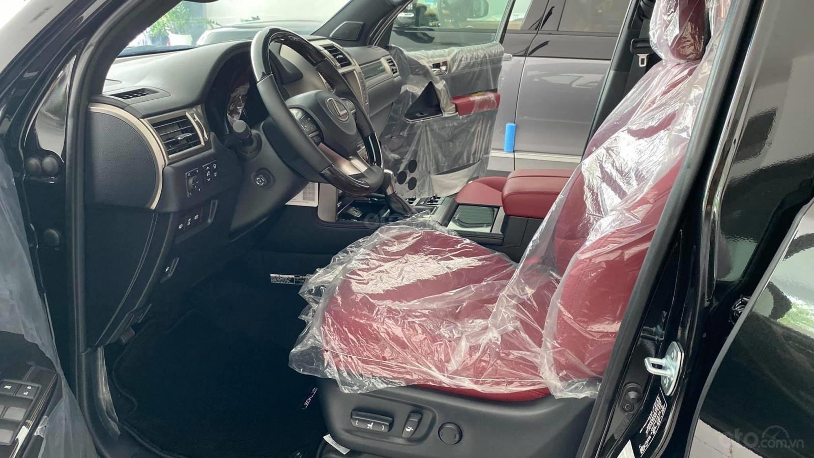 Bán Lexus GX460 Luxury sản xuất 2020, nhập Trung Đông, xe giao ngay (9)