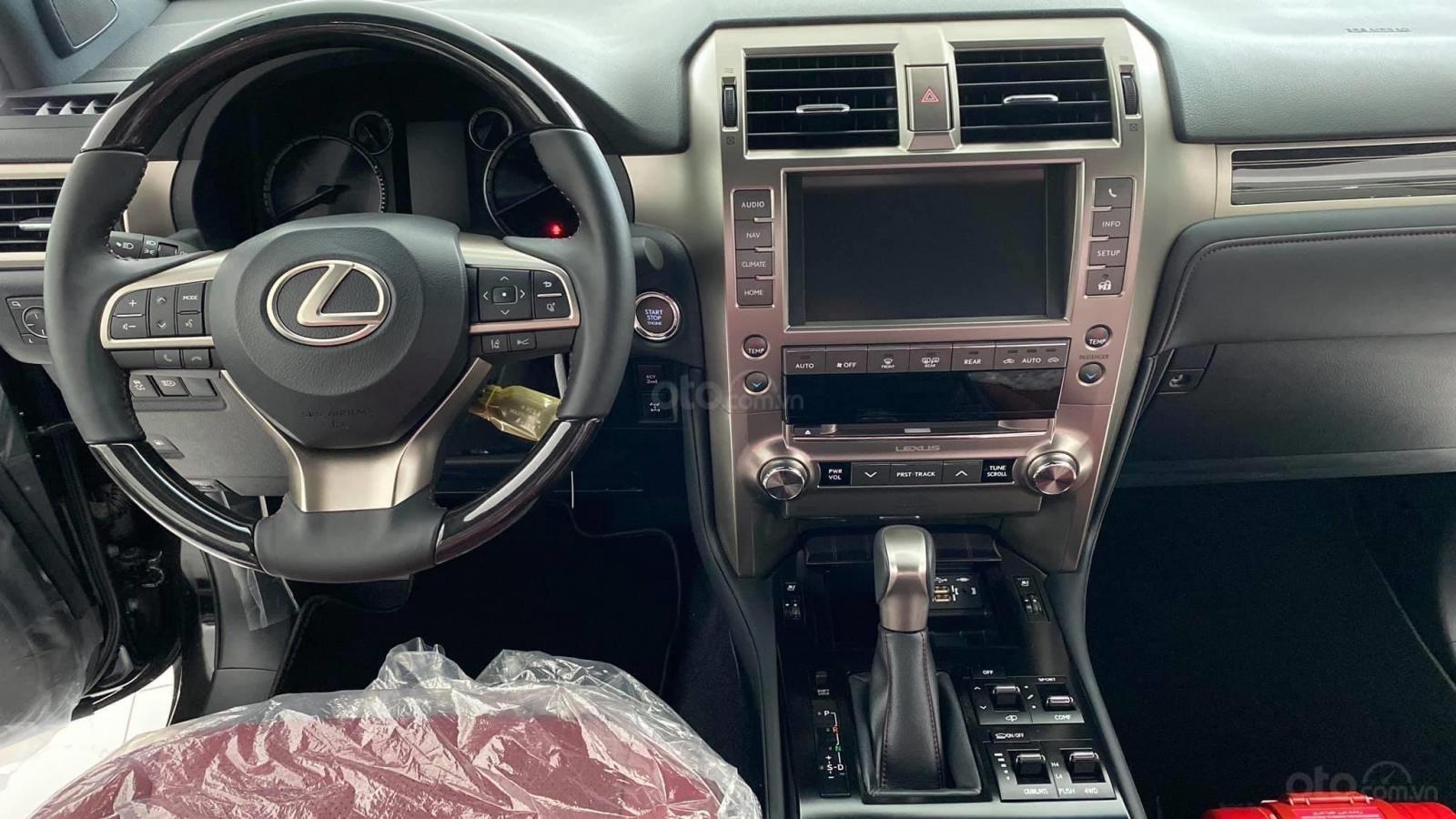 Bán Lexus GX460 Luxury sản xuất 2020, nhập Trung Đông, xe giao ngay (7)