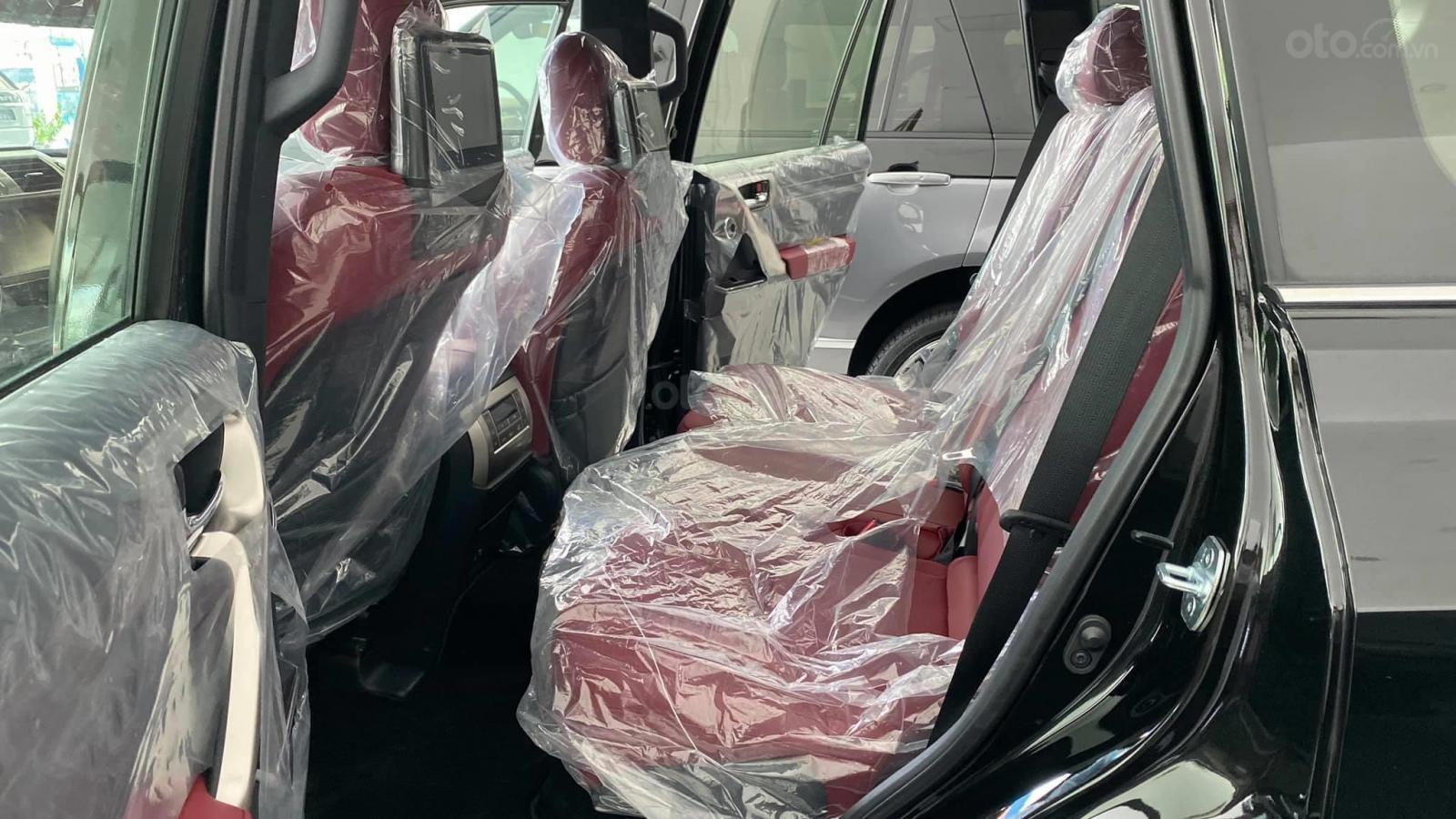 Bán Lexus GX460 Luxury sản xuất 2020, nhập Trung Đông, xe giao ngay (8)
