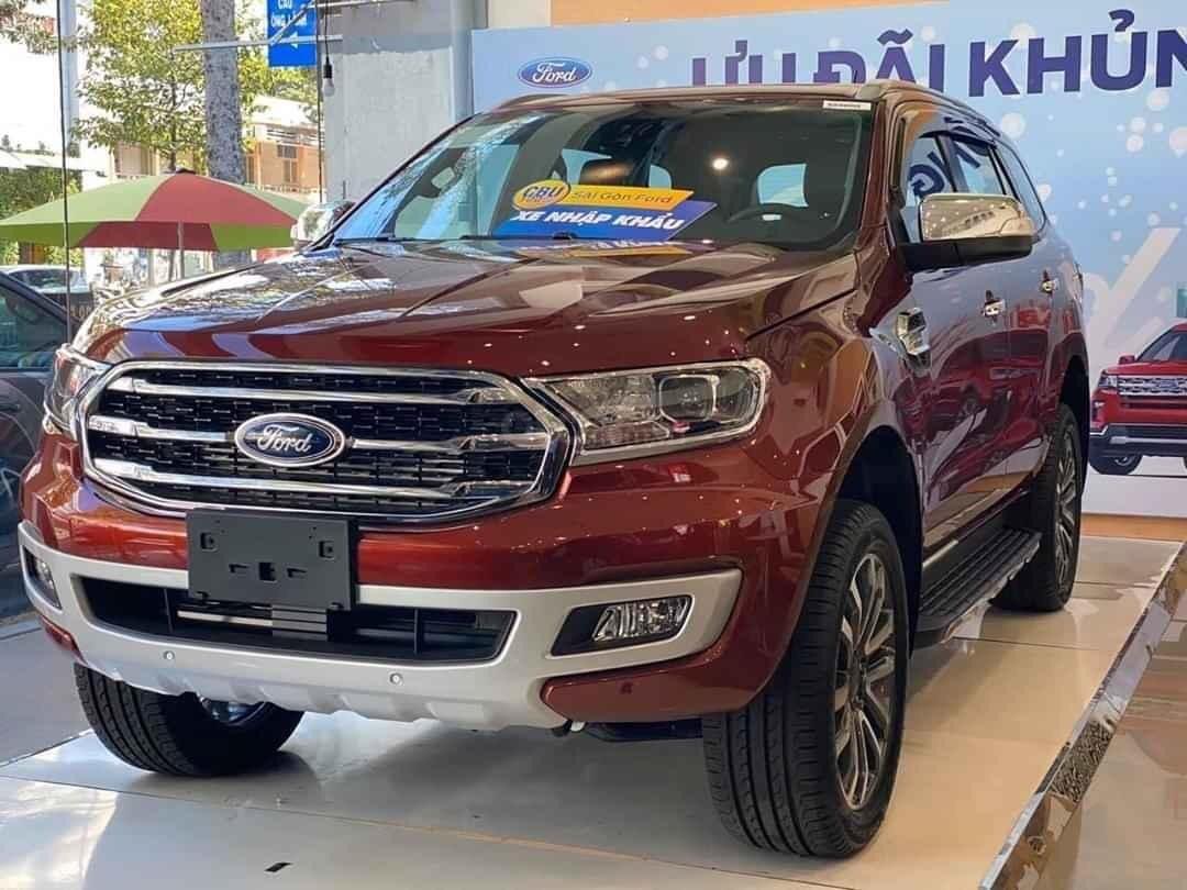 Ford Everest giảm giá cạnh tranh nhất thị trường miền Nam, hỗ trợ trả góp lên tới 90% bao đậu hồ sơ (1)