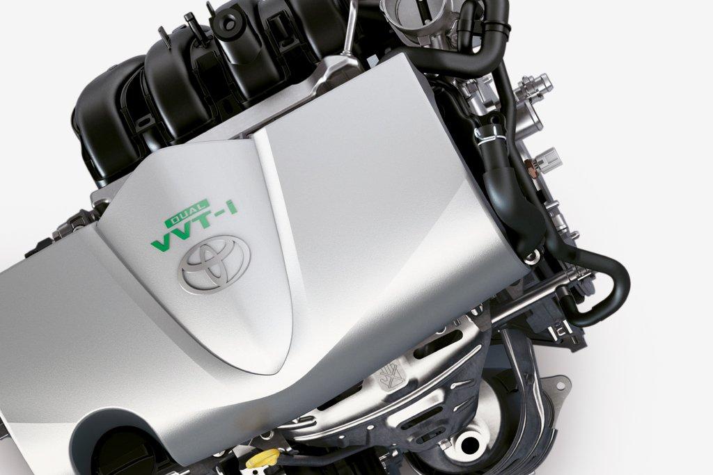 Đánh giá xe Toyota Vios 2021 về động cơ.