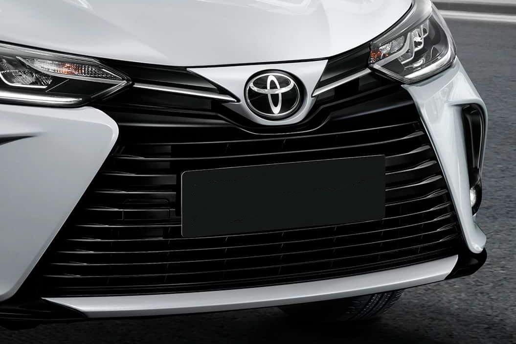 Đánh giá xe Toyota Vios 2021 về thiết kế đầu xe - Ảnh 2.