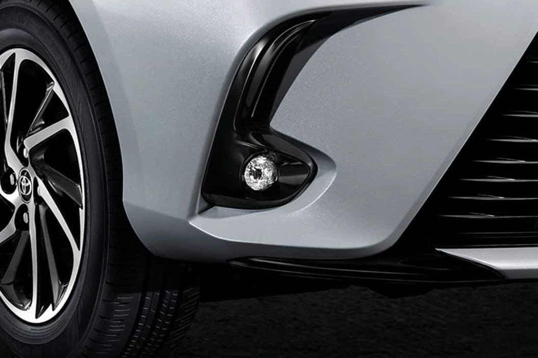 Đánh giá xe Toyota Vios 2021 về thiết kế đầu xe - Ảnh 1.