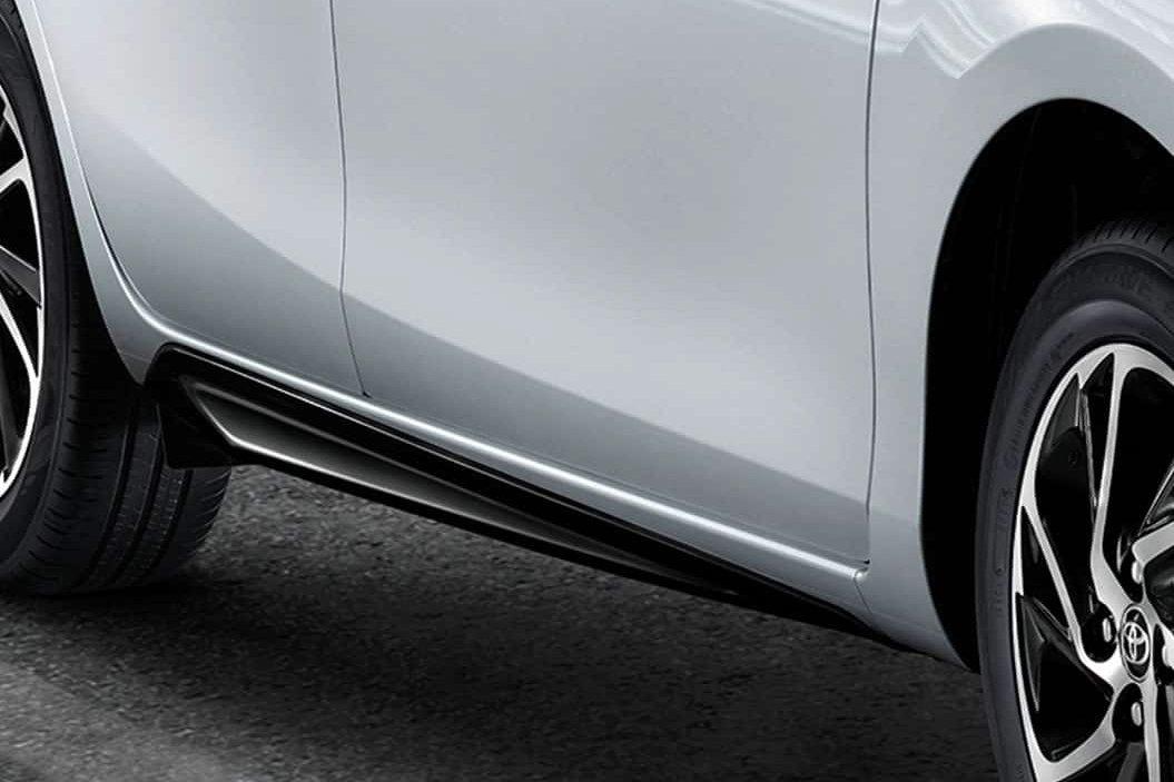 Đánh giá xe Toyota Vios 2021 về thiết kế thân xe - Ảnh 1.