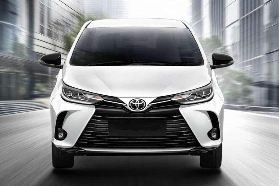Đánh giá xe Toyota Vios 2021 nâng cấp.